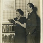 Prince Sigvard Bernadotte and Erica Patzek 1930s MGM Photo