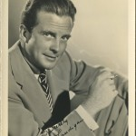 William Lundigan 1940s Fan Photo