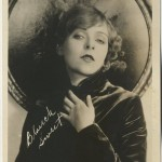 Blanche Sweet 1920s AZO Postcard