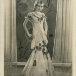Evalyn Knapp 1930s Warner Bros Promotional Photo