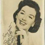 Rosalind Russell 1940s Fan Photo