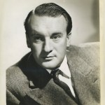 George Sanders 1940s Fox Portrait