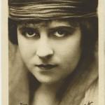 Leah Baird 1916 Water Color Co Premium Photo