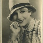 Lili Damita 1930s Fan Photo