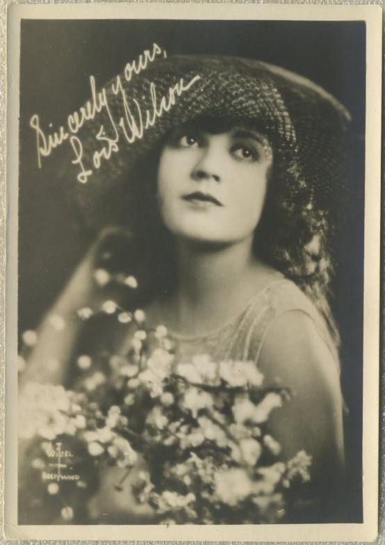 Lois Wilson 1920s Fan Photo