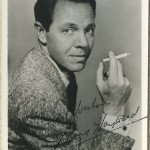 Louis Hayward 1940s Fan Photo