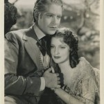Jeanette MacDonald and Nelson Eddy 1930s CBS Press Photo