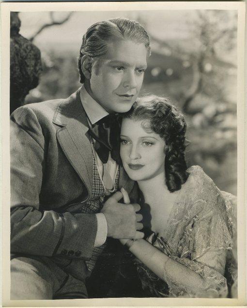 Jeanette MacDonald and Nelson Eddy 1930s CBS Press Photo