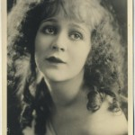 Marguerite De La Motte 1920s AZO Postcard