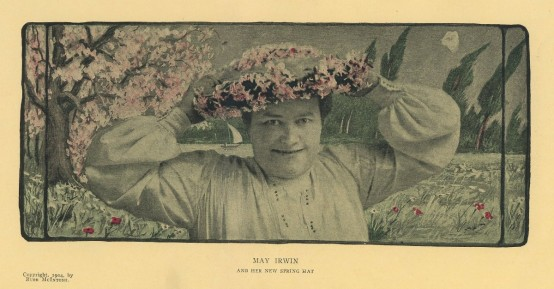 May Irwin May 1904