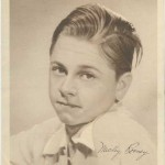 Mickey Rooney mid-1930s Premium Photo