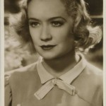 Miriam Hopkins Picturegoer Postcard