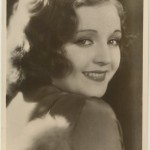 Nancy Carroll 1930s Picturegoer Postcard