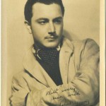 Robert Young 1930s Fan Photo
