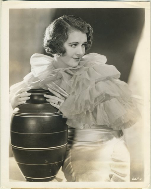 Ruby Keeler 1930s Warner Bros Promotional Photo