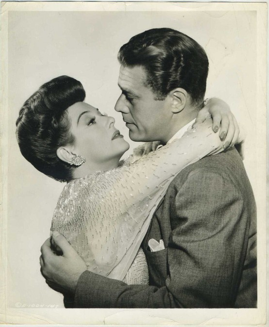 Rosalind Russell and Willard Parker 1943 Still Photo