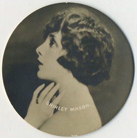 Shirley Mason 1924 Godfrey Phillips