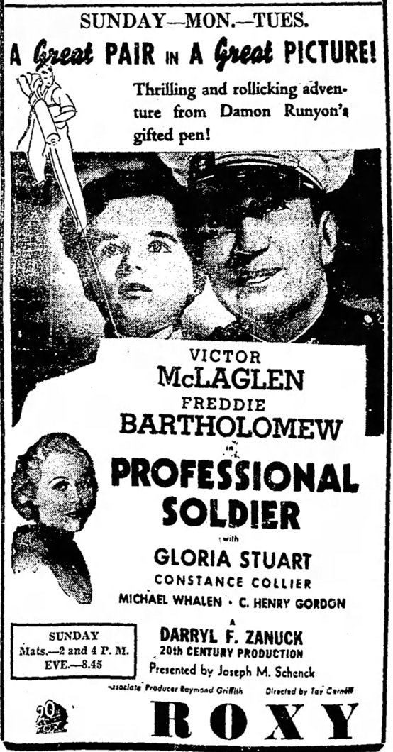 Source: The Lock Haven Express of Lock Haven, PA, February 1, 1936, page 2.
