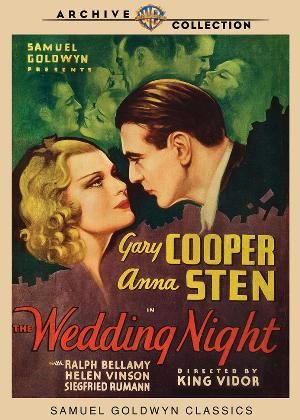 The Wedding Night DVD