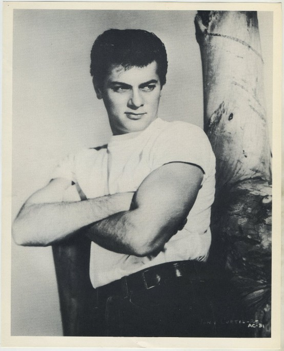 Tony Curtis 1954 Star Pictures Premium Photo