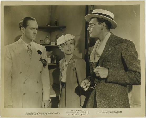 Fredric March Ann Sothern and Ralph Bellamy