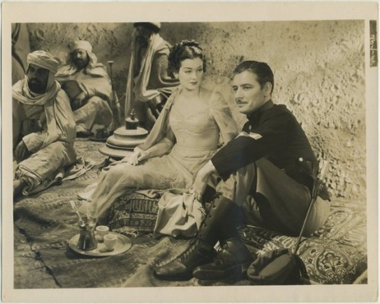 Ronald Colman and Rosalind Russell 1936 Still Photo