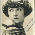 Vera Steadman 1920s Fan Photo