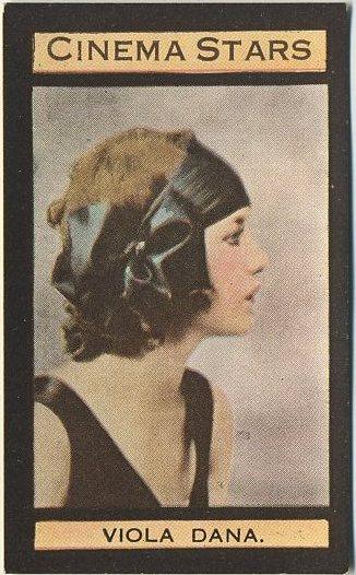 Viola Dana 1924 Teofani Cinema Stars
