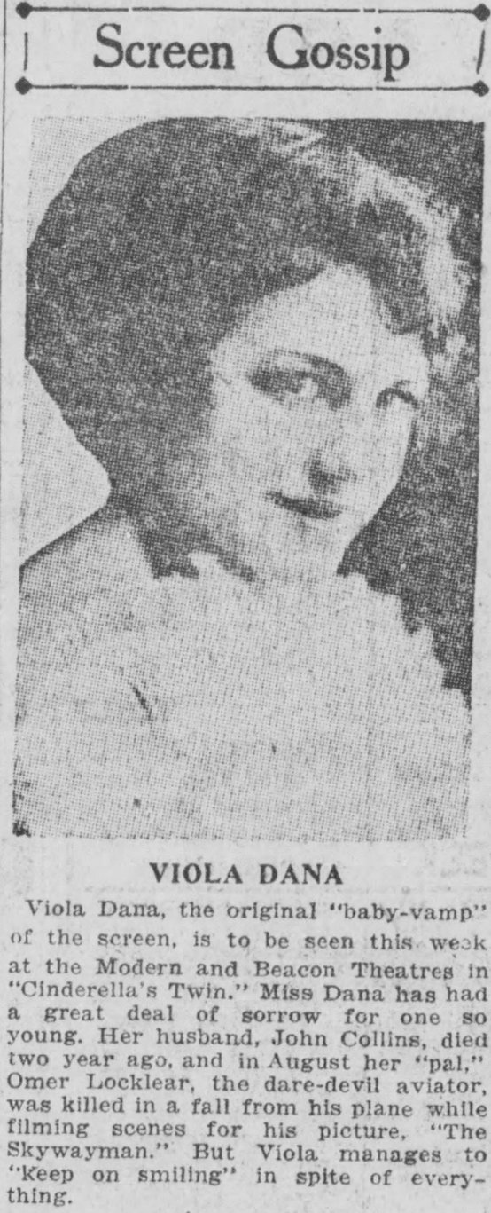 Source: Boston Post, December 27, 1920, page 7.