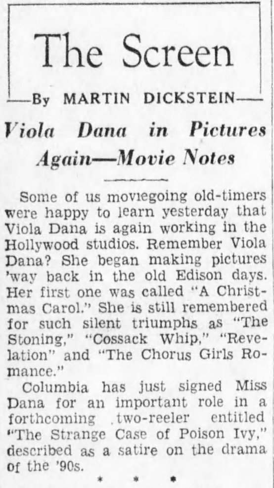 Source: Brooklyn Daily Eagle, March 8, 1933, page 8.