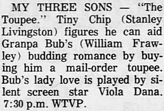 Source: The Decatur Herald, November 14, 1963, page 14.
