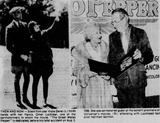 Source: The Odessa American (TX), April 30, 1975, page 29. The accompanying article can be read free of charge via Google News HERE.