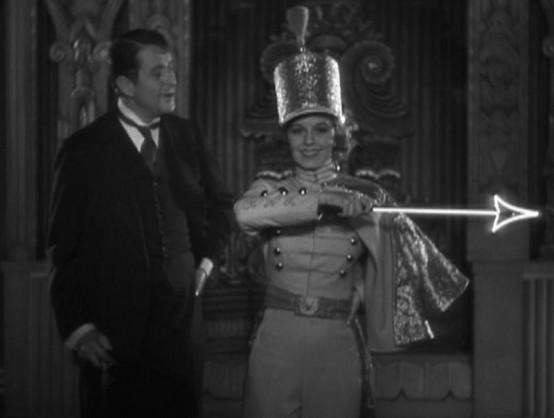 Reginald Owen and Margaret Sullavan