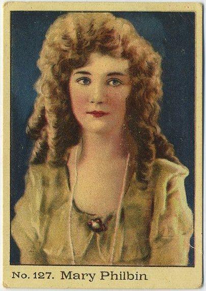 Mary Philbin 1920s Sociedad Industrial