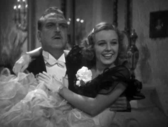Frank Morgan and Margaret Sullavan