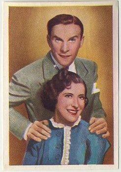 Burns and Allen 1936 Nestles