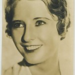 Barbara Stanwyck 1930s Film Weekly Postcard