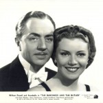 William Powell and Annabella 1938 Still Photo