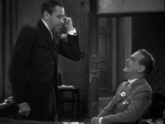 Herbert Marshall and Frank Morgan