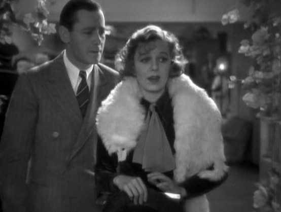 Herbert Marshall and Margaret Sullavan