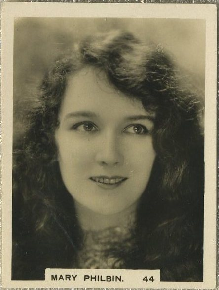 Mary Philbin 1932 Hill Famous Cinema Celebrities