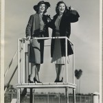 Ann Rutherford and Mary Howard 1938 photo