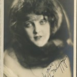 Blanche Mehaffey 1920s Fan Photo