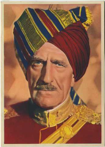 C Aubrey Smith 1936 Nestles Stars of the Silver Screen