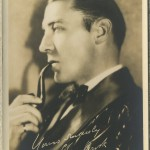 Clive Brook 1920s Fan Photo