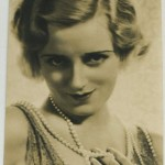 Evelyn Laye Film Weekly Postcard