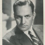 Fredric March 1935 R95 linen-textured premium photo