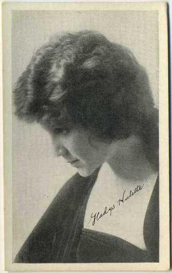 Gladys Hulette 1917 Kromo Gravure