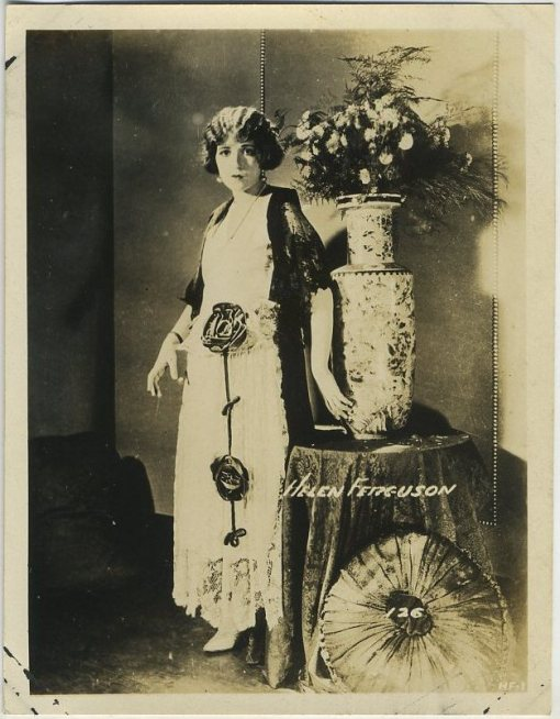 Helen Ferguson 1920 Photo