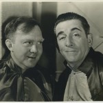 Thomas Mitchell and Edward Everett Horton in Lost Horizon
